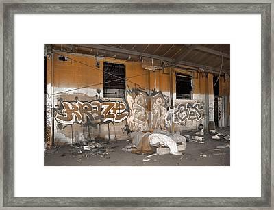 Home Framed Print by Steven  Michael