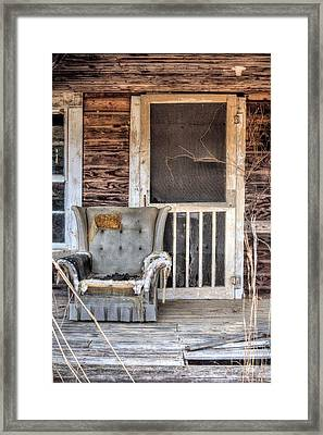 Home Sweet Home Framed Print by JC Findley