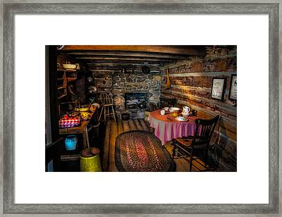 Home Sweet Home Framed Print by Paul Freidlund