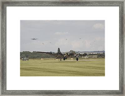 Homecoming - The Best Way Framed Print by Pat Speirs