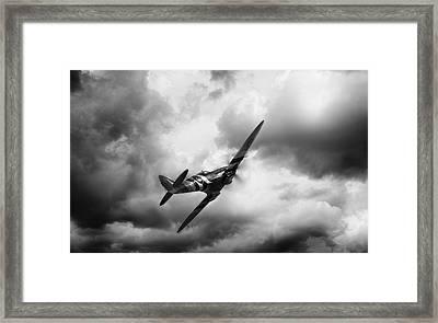 Homeward Bound Framed Print by Peter Chilelli