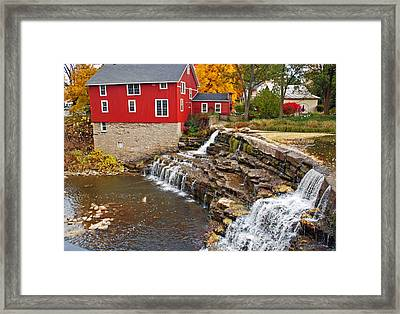 Honeoye Falls 1 Framed Print by Aimee L Maher Photography and Art Visit ALMGallerydotcom
