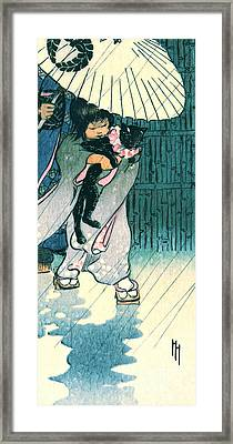 Honorable Mr. Cat 1903 Framed Print by Padre Art
