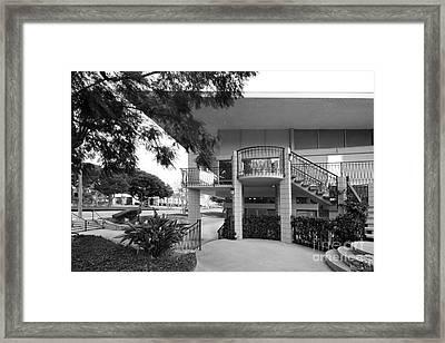 Hope International University Classic Framed Print by University Icons