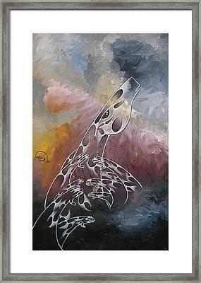 Hope Framed Print by Ali ArtDesign
