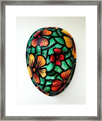 Hope On Spring Framed Print by Marconi Calindas