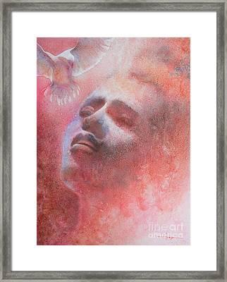 Hope Framed Print by Robert Hooper