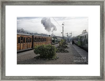 Horsted Keynes  Framed Print by Rob Hawkins