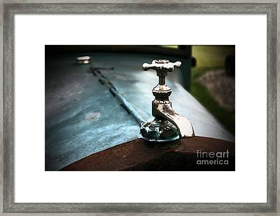 Hot Water Framed Print by Joseph Marquis