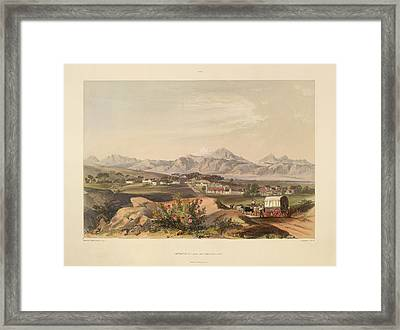 Hottentot Holland Framed Print by British Library