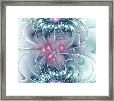 Hourglass  Framed Print by Anastasiya Malakhova