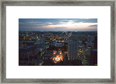 House Of God  Framed Print by Shawn Marlow