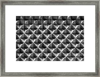 House Of Spikes 2 Framed Print by Rod McLean