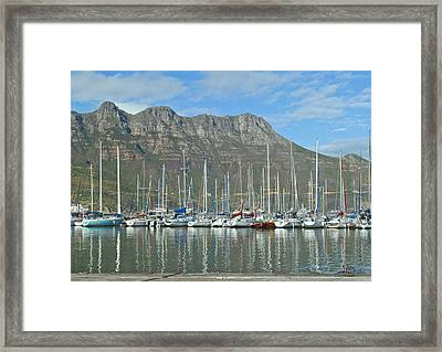 Hout Bay Framed Print by Tom Hudson
