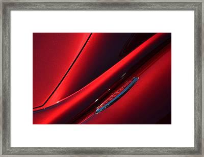 Hr-52 Framed Print by Dean Ferreira