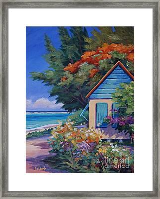 Humble Home Framed Print by John Clark