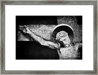 Humility Framed Print by Tim Gainey