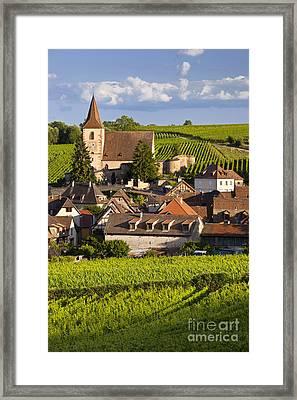Hunawihr Framed Print by Brian Jannsen