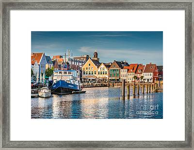 Husum Framed Print by JR Photography