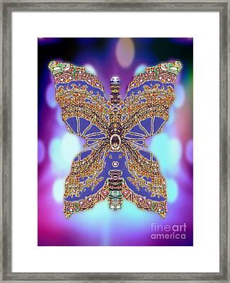 Hyacinth Hazelwhisk Framed Print by Raymel Garcia