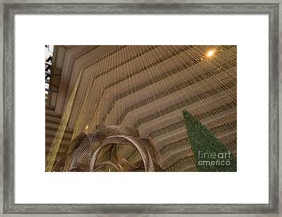 Hyatt Regency Hotel Embarcadero San Francisco California Dsc1974 Framed Print by Wingsdomain Art and Photography