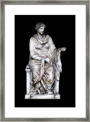 Hygieia Framed Print by Fabrizio Troiani