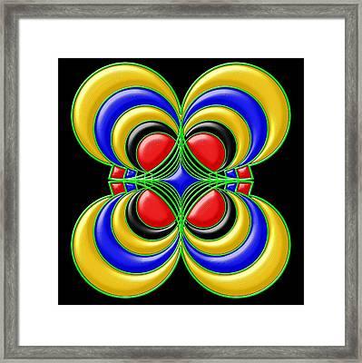 Hypnotic Framed Print by Anastasiya Malakhova