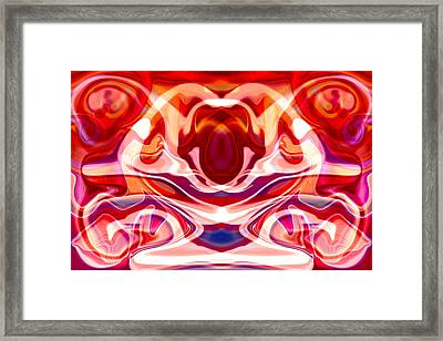 Hypnotoad Framed Print by Omaste Witkowski