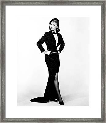I Am A Camera, Julie Harris, 1955 Framed Print by Everett