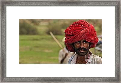 I Am Rich.. . Framed Print by Vineesh Edakkara