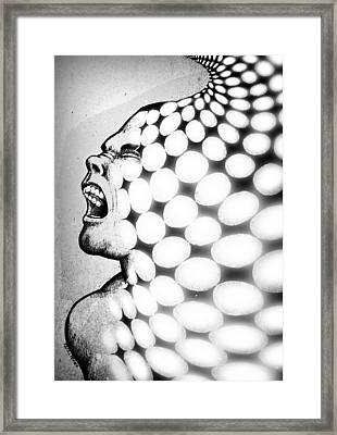 I Do Not Want The Sleep Of The Reality I Want To Dream  Framed Print by Paulo Zerbato