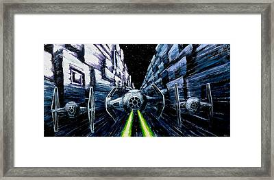 I Have You Now Framed Print by Marlon Huynh