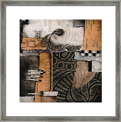 I See Again Framed Print by Laura  Lein-Svencner