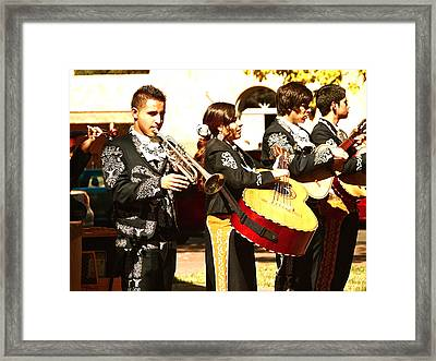 I See Diversity This Usa Framed Print by Joseph Mora