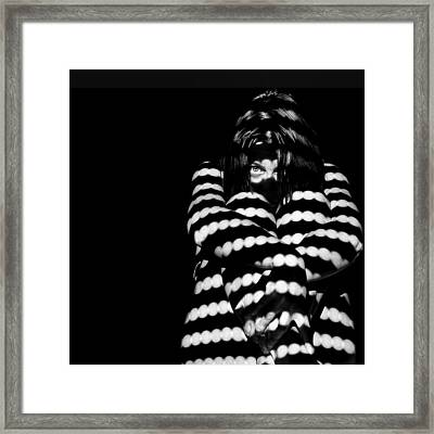 I See You Framed Print by Claudio Montegriffo