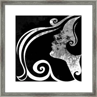 I Will Wait For You 3 Framed Print by Angelina Vick