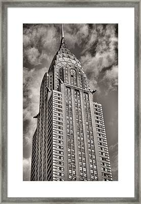 Iconic  Framed Print by JC Findley