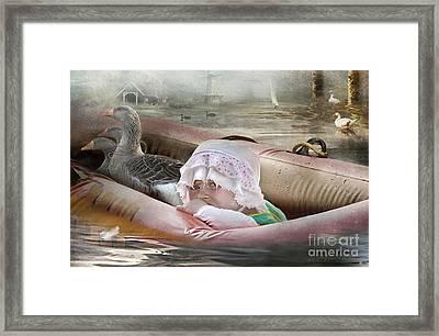 If I Could Save Em All Framed Print by Adelita Rog
