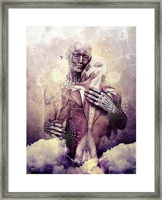 If Only The Sky Would Disappear Framed Print by Cameron Gray