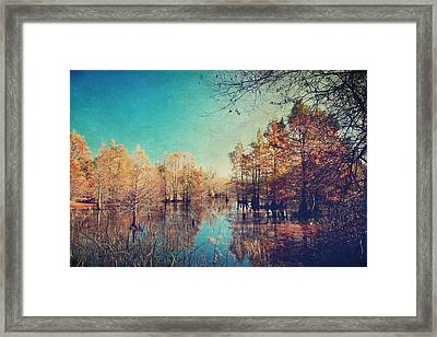 If Only You Knew Framed Print by Laurie Search