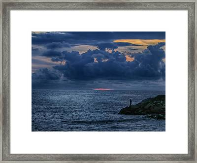 If You Think You've Had Too Much Framed Print by Laurie Search