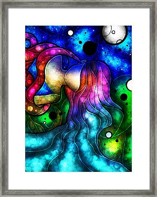 Ignorance Isnt Bliss Framed Print by Mandie Manzano