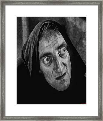 Igor Framed Print by Joe Misrasi