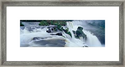 Iguazu Falls, Iguazu National Park Framed Print by Panoramic Images