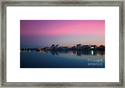 Ilha De Faro #2 Framed Print by English Landscapes