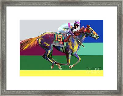 I'll Have Another Framed Print by GCannon