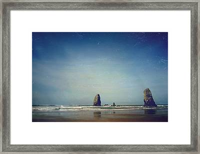 I'll Never Forget Framed Print by Laurie Search