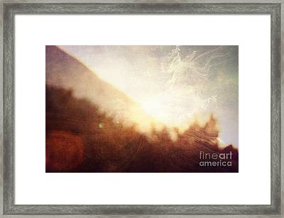 Ill Tell Them My Religions You Framed Print by Kyle Walker