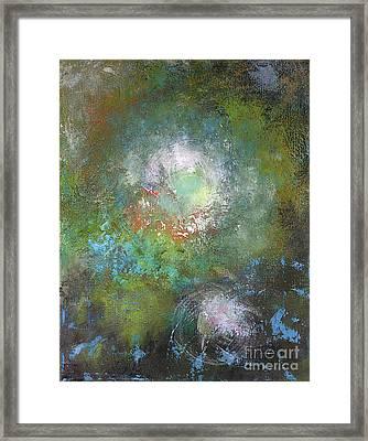 Illusive Framed Print by Jason Stephen