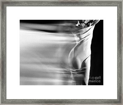 Im-2 Framed Print by Tony Cordoza